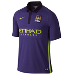 2014-2015 Man City Third Nike Football Shirt (Kids)