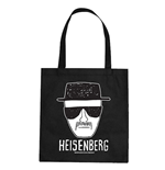 Breaking Bad Tote Bag Black Heisenberg