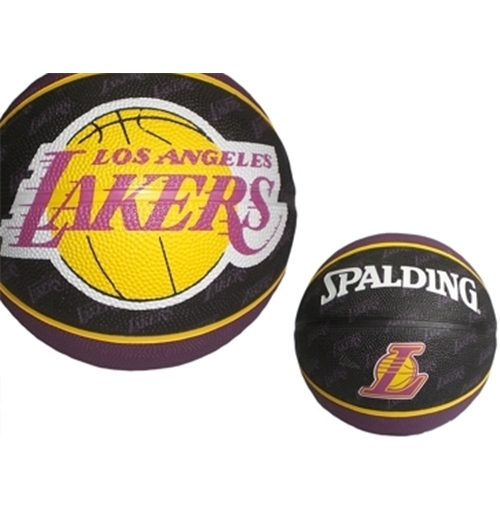 Los Angeles Lakers Basketball Ball 126983