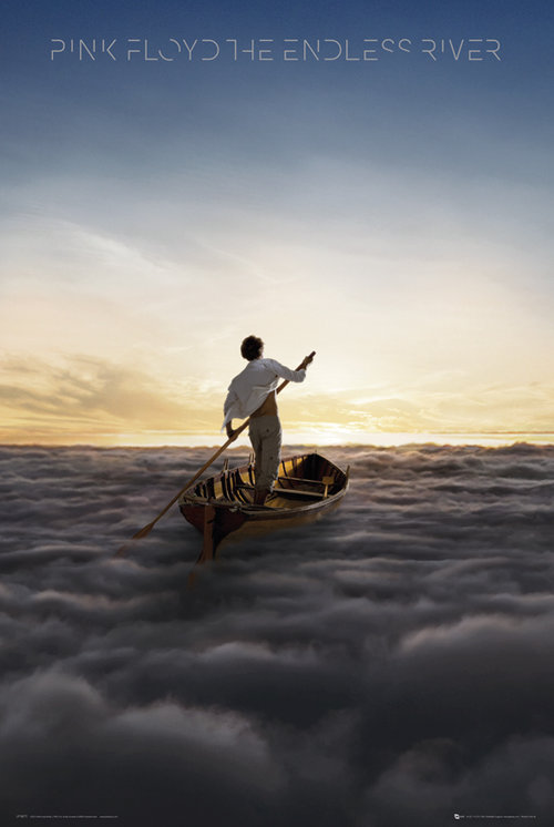Pink Floyd The Endless River Maxi Poster