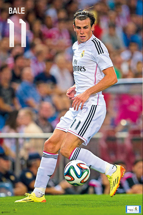 Real Madrid Bale14/15 Maxi Poster