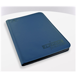 Ultimate Guard 9-Pocket ZipFolio XenoSkin Blue