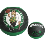 Boston Celtics Basketball Ball