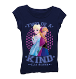 Disney FROZEN Two Of A Kind Girls 7-16 Tee Shirt