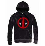 Marvel Comics Hooded Sweater Deadpool Logo