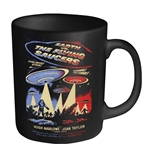 Plan 9 - Earth VS. The Flying Saucers Mug