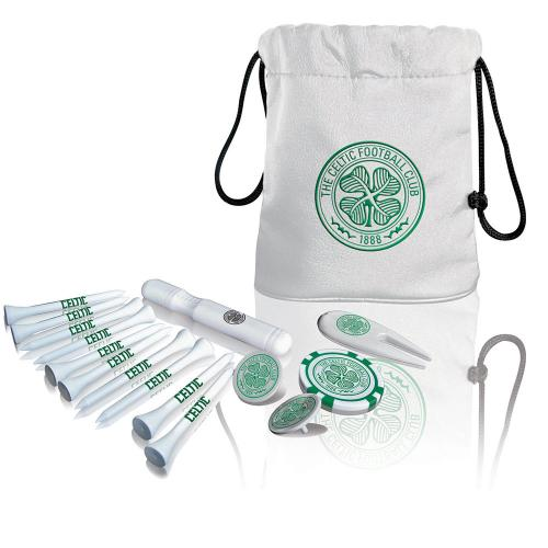 CelticF.C. Tote Bag Golf Gift Set