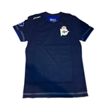 2014-2015 Deportivo La Coruna Lotto Official T-Shirt (Navy)