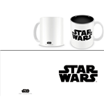 Star Wars Mug Black Logo