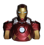 Marvel Comics Coin Bank Iron Man 22 cm