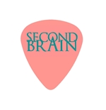 "Fender ""Medium"" Guitar Pick - Second Brain"