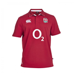 2014-2015 England Alternate Classic SS Rugby Shirt