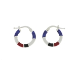 Sampdoria Earrings