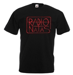 Transfer Printed T-shirt - radio natas