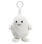 Doctor Who Plush Figure with Sound Clip-On Adipose 10 cm
