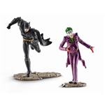 Justice League Figure 2-Pack Batman vs. The Joker 10 cm