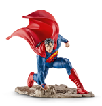 DC Comics Figure Superman kneeling 10 cm