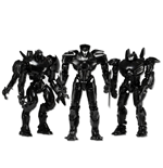 Pacific Rim Action Figure 3-Pack SDCC 2014 Exclusive 18 cm