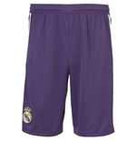 2010-11 Real Madrid 3rd Adidas Football Shorts (Kids)