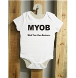 Nerd dictionary Baby Bodysuit 129294