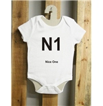 Nerd dictionary Baby Bodysuit 129298