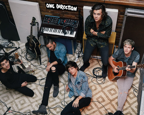 One Direction Studio Mini Poster