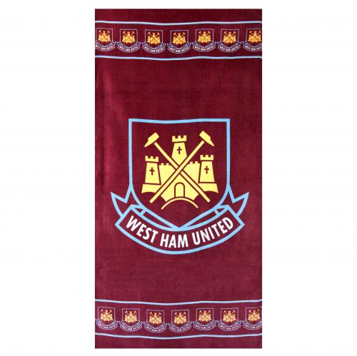 West Ham United F.C. Towel