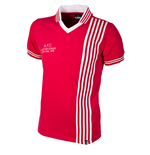 Aberdeen F.C. 1976/77 League Cup Final Short Sleeve Retro Shirt 100% cotton