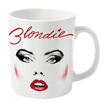 Blondie Mug Face