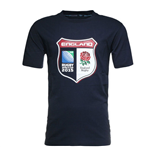 England RWC 2015 Shield Tee (Navy)