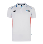 England RWC 2015 Winger Plain Polo Shirt (White)