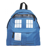 Doctor Who Backpack Tardis