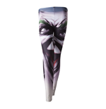 DC COMICS Injustice - Gods Among Us The Joker Sublimation Legging, Medium