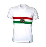 Hungary Away 1950's Short Sleeve Retro Shirt
