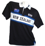 New Zealand rugby Polo shirt 130642