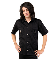 Aderlass Lock Shirt Denim