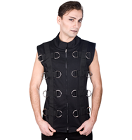 Aderlass Fight Vest Denim