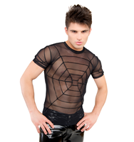 Lovesect Spider Shirt Chiffon
