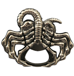Alien Bottle Opener Facehugger 7 cm
