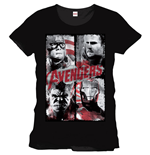 Avengers T-Shirt 4 Faces