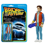 Back to the Future ReAction Action Figure Marty McFly 10 cm
