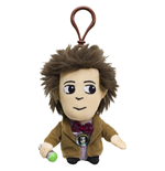 Doctor Who Plush Figure with Sound Clip-On 11th Doctor 10 cm