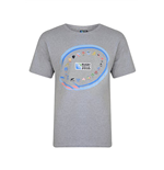 RWC 2015 Rugby 20 Nations Event Graphic Tee (Grey)
