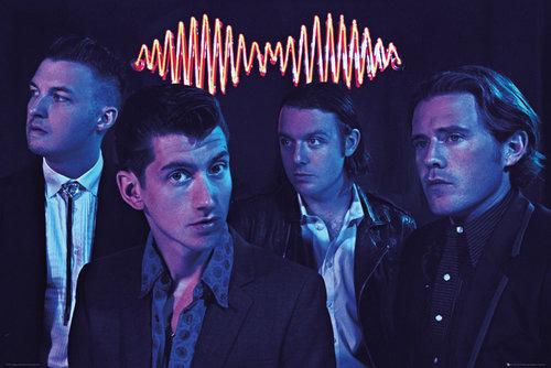 Arctic Monkeys Group Maxi Poster