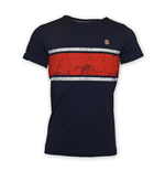 2014-2015 England Lifestyle Cotton Tee (Navy)