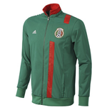 2015-2016 Mexico Adidas Track Jacket (Green)