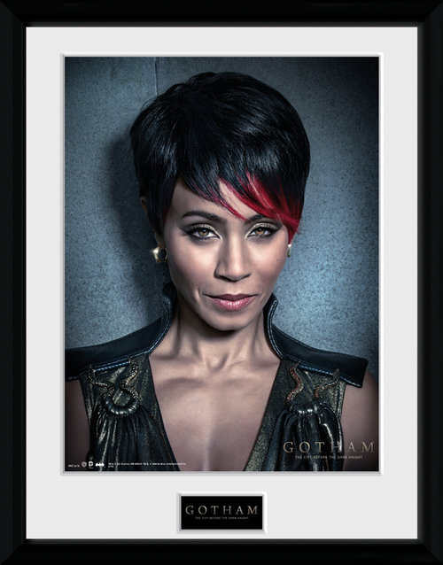 Gotham Fish Mooney Framed Collector Print