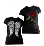 The Walking Dead Ladies T-Shirt Daryl Dixon Love
