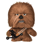 Star Wars Fabrikations Plush Figure Chewbacca 15 cm