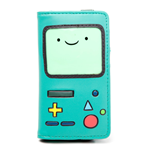 ADVENTURE TIME BMO Envelope Purse Wallet, Turquoise